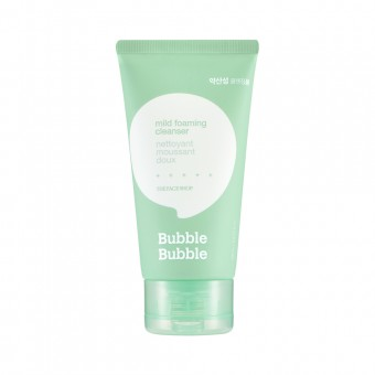 Bubble Bubble Mild Foaming Cleanser