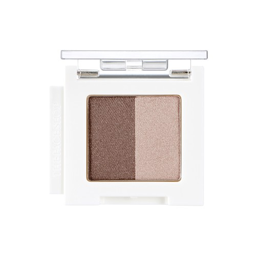 Mono Cube Eyeshadow (Dual)  BR04 Chai Tea Chocolate