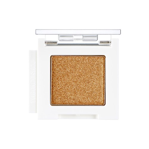 Mono Cube Eyeshadow (Glitter)  Gd03 Golden Beach