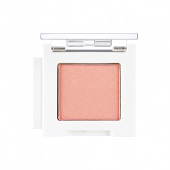 Mono Cube Eyeshadow (Shimmer)  PK01 Cashmere Pink