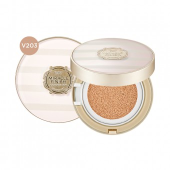 Anti-Darkening Cushion V203  (Miracle Finish)