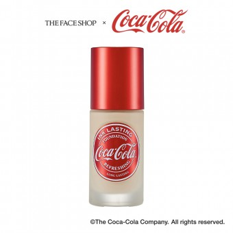 Ink Lasting Foundation Coca-Cola Refreshing Long-lasting V203