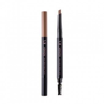 VDIVOV Mega Brow Pencil Auto No.1 Light Brown
