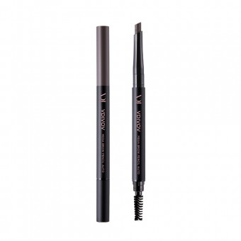 VDIVOV Mega Brow Pencil Auto No.5 Grey Brown