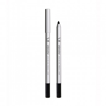 VDIVOV Eye On Gel Pencil Liner BK902 Black Veil_expired 221120