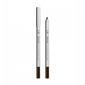 VDIVOV Eye On Gel Pencil Liner BB803 Roast Brown
