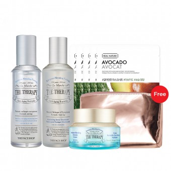 The Therapy anti-aging Moisturizing set