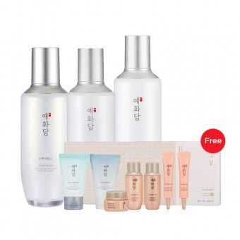 Yehwadam Pure Brightening set