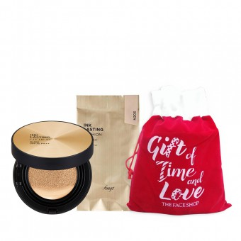 Holiday Bundle_Ink Lasting Cushion Glow V203 & Refill
