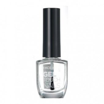 Face It Gel Touch Top Nails Coat