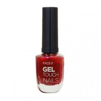 Face It Gel Touch Top Nails RD301 [Expired 060319]