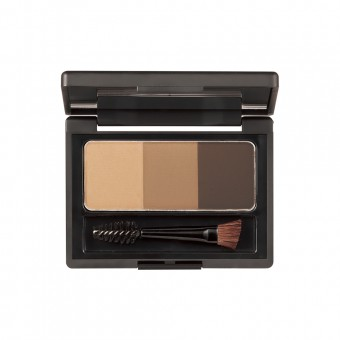 FMGT Brow Master Powder Palette 01 Beige Brown