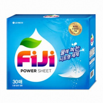Fiji Power Sheet Detergent