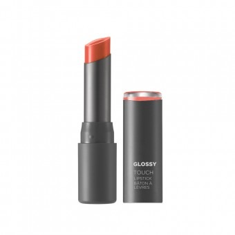 Glossy Touch Lipstick CR01 Fiance Coral