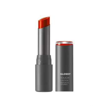 Glossy Touch Lipstick CR02 Party Coral