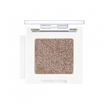 Mono Cube Eyeshadow (Glitter)  BR03 Earl Grey Cookie