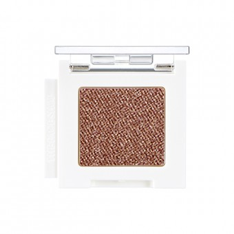Mono Cube Eyeshadow (Glitter)  BR04 Brown Veil