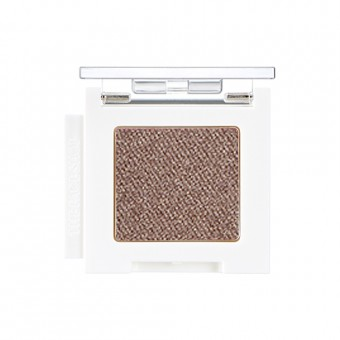 Mono Cube Eyeshadow (Glitter)  BR05 Old-Fashioned Beige