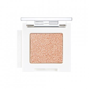 Mono Cube Eyeshadow (Glitter)  PK01 Sugar Coating