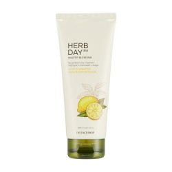 Herb Day 365 Master Blending Foaming Cleanser Lemon & Grapefruit