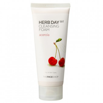Herb Day 365 Cleansing Foam Acelora