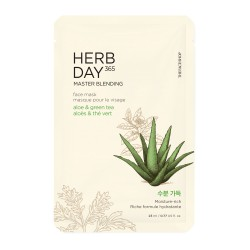 Herb Day Aloe & Green Tea Mask