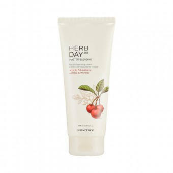 Herb day 365 Master Blending Cleansing Cream Acerola_Blueberry