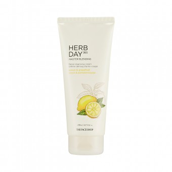 Herb day 365 Master Blending Cleansing Cream Lemon_Grapefruit