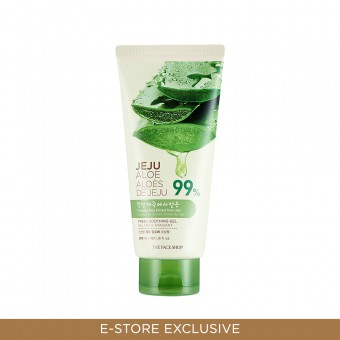 Jeju Aloe Fresh Soothing Gel (Tube)