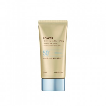 POWER LONG LASTING MOISTURE SUN CREAM
