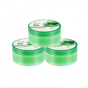 Jeju Aloe Fresh Soothing Gel 3 FOR RM50