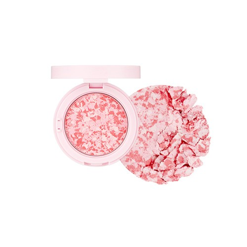 Marble Beam Blusher 01 Lovely Pink