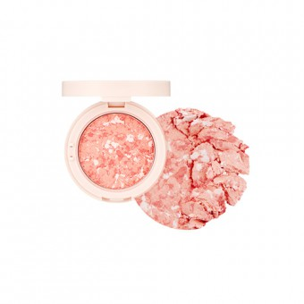 Marble Beam Blusher 02 Lovely Coral