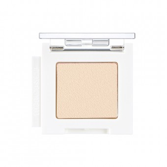Mono Cube Eyeshadow (Matte) BR08 Salted Butter_expired 161020
