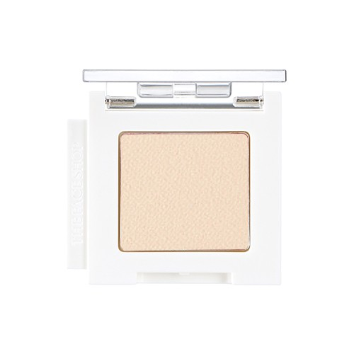 Mono Cube Eyeshadow (Matte) BR08 Salted Butter
