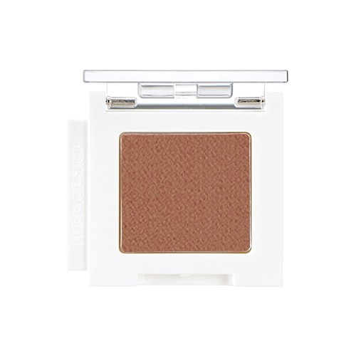 Mono Cube Eyeshadow (Matte)  BR09 Soft Brownie