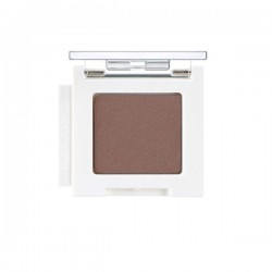 Mono Cube Eyeshadow (Shimmer)  BR03 Tropical Brown