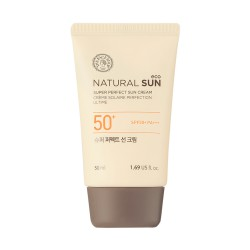 Natural Sun Eco Super Perfect Sun Cream SPF50+ PA+++