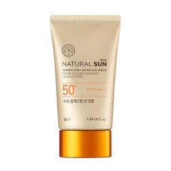Natural Sun Eco Power Long-Lasting Sun Cream SPF50 PA+++