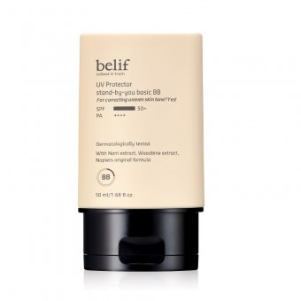 belif UV Protector Stand-By-You Basic BB SPF 50+ PA++++