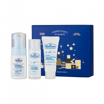 (Holiday Set) Dr.Belmeur Clarifying Travel Kit