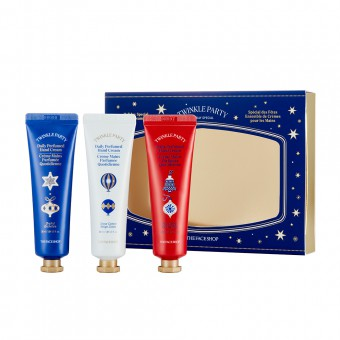 (Holiday Set) Daily Perfumed Hand Cream