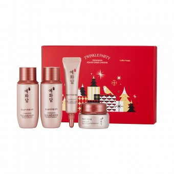 (Holiday Set) Yehwadam Heaven Grade Ginseng Travel Kit