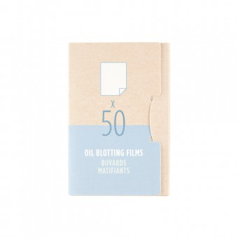 Oil Blotting Films