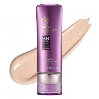 Power Perfection BB Cream SPF37, PA++ V203