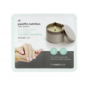 Paraffin Nutrition Nail Pack