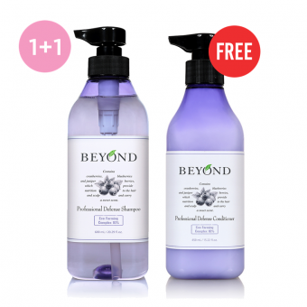 [1+1] Beyond Professional Defense Shampoo 600ml