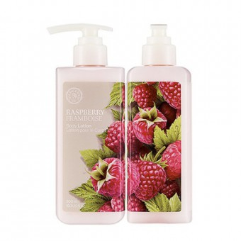 Raspberry Body Lotion