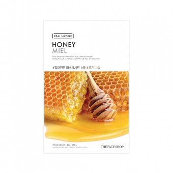 Real Nature Face Mask Honey