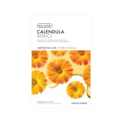 Real Nature Face Mask Calendula